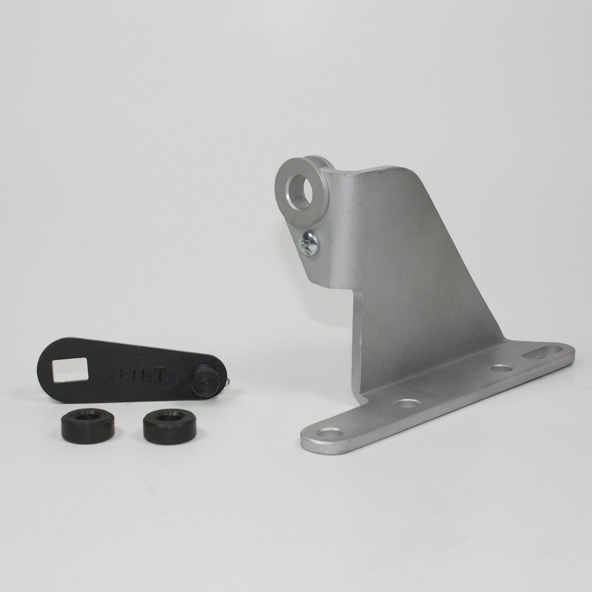 CABLE BRACKET AND LEVER FOR PRECISION SHIFTERS
