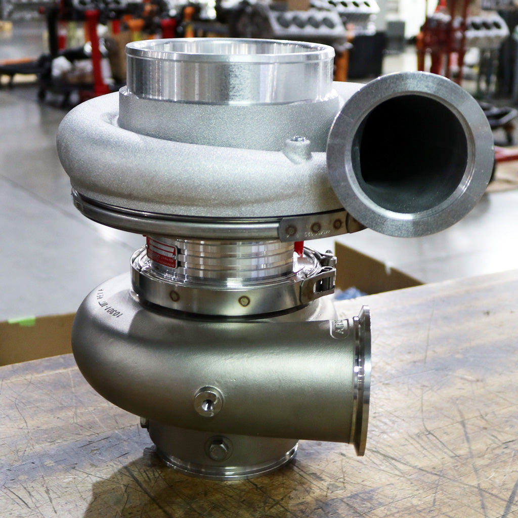 Precision Turbo D Series: USED/GREAT PRECISION PRO MOD 106MM TURBO (Freshened)