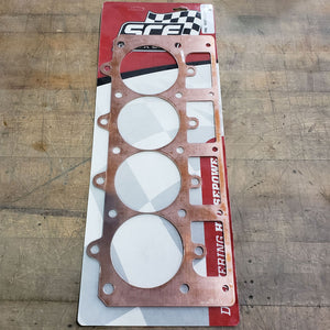 "SCE LSX 6 BOLT COPPER HEAD GASKET SET 4.360"" x .062"" NO WATER"
