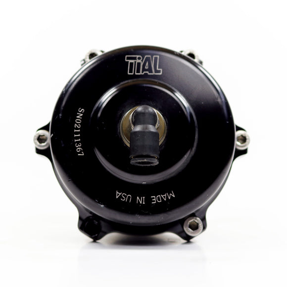 USED/GREAT TIAL Q 50mm BLACK BLOW OFF VALVE