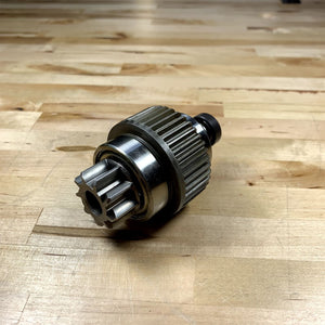 USED TILTON 4000 SERIES STARTER DRIVE ASSEMBLY