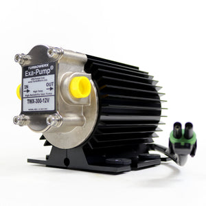TURBOWERX EXA-PUMP 12V - ELECTRIC OIL SCAVENGE PUMP