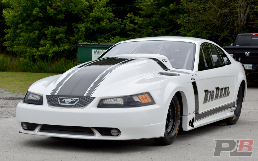 2016 PMS Race Cars 2000 Mustang Roller