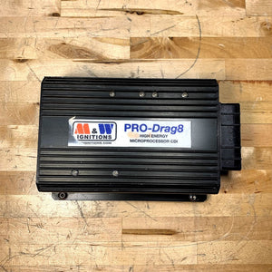 M&W PRO-DRAG8 CDI IGNITION BOX