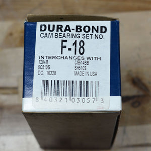 DURA BOND SBF STANDARD CAM BEARINGS