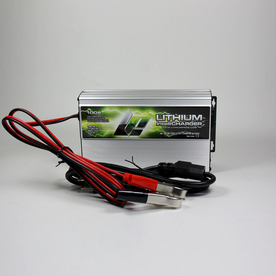 NEW/OPEN BOX LITHIUM PROS 1008 16V BATTERY CHARGER FOR LITHIUM BATTERY