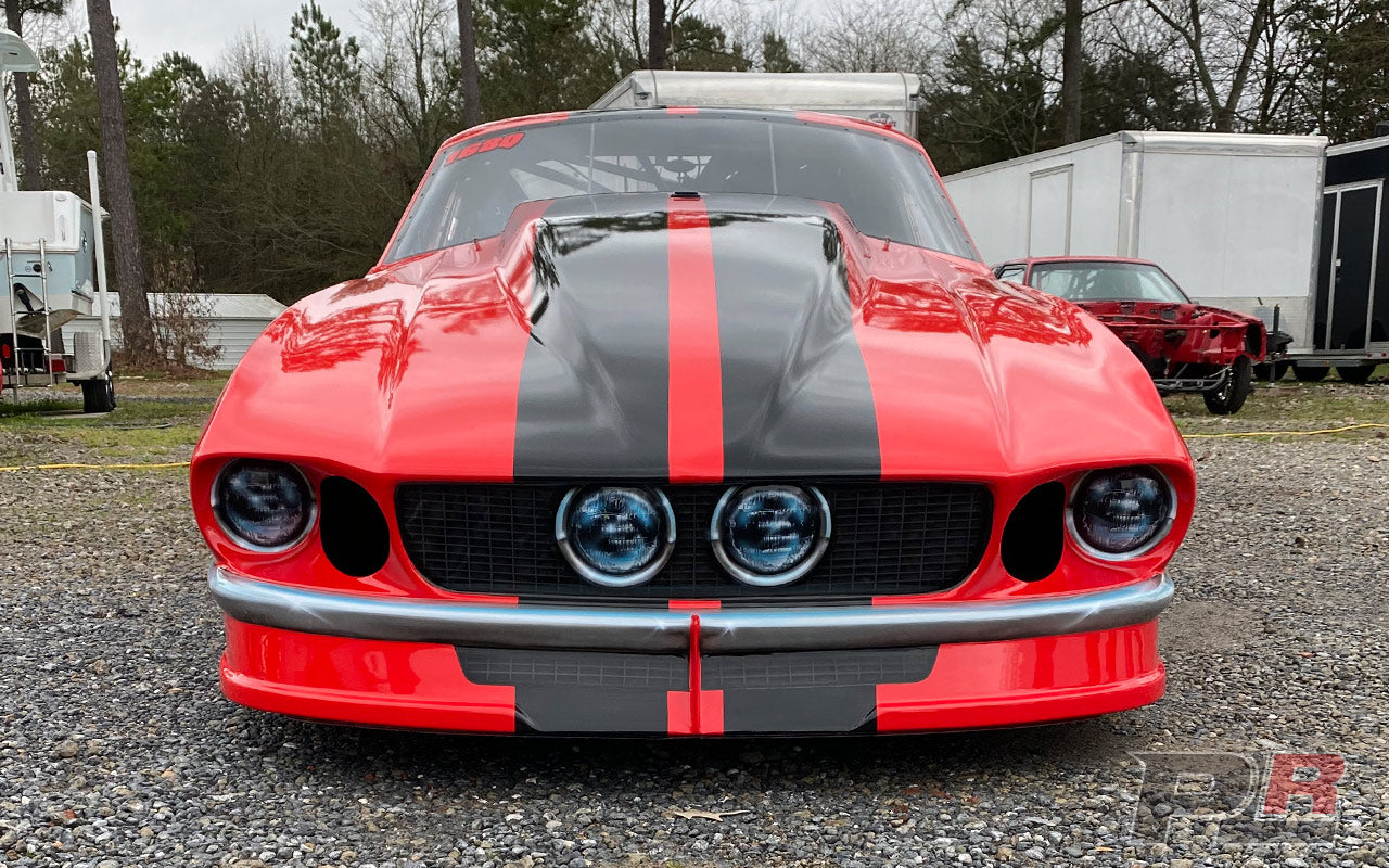 2018 JBRC 67 Mustang Turnkey Pro Mod For Sale
