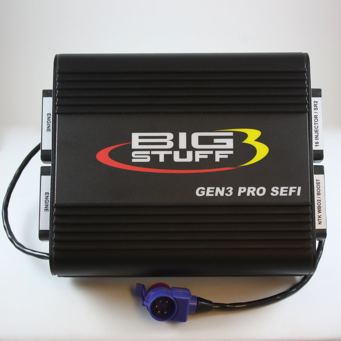NEW BIG STUFF 3 FOR ALCOHOL W/ BOOST CONTROL AND TRACTION CONTROL  - Pro Line Racing - 1