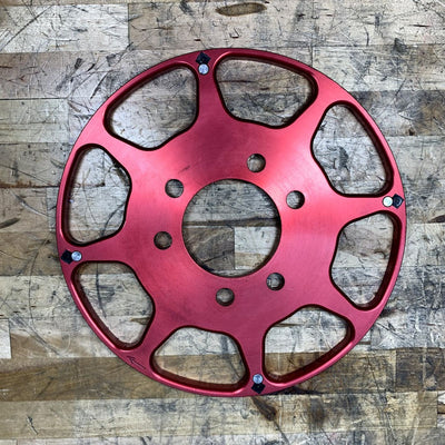 MSD BB CHEVY CRANK TRIGGER WHEEL (WHEEL ONLY)