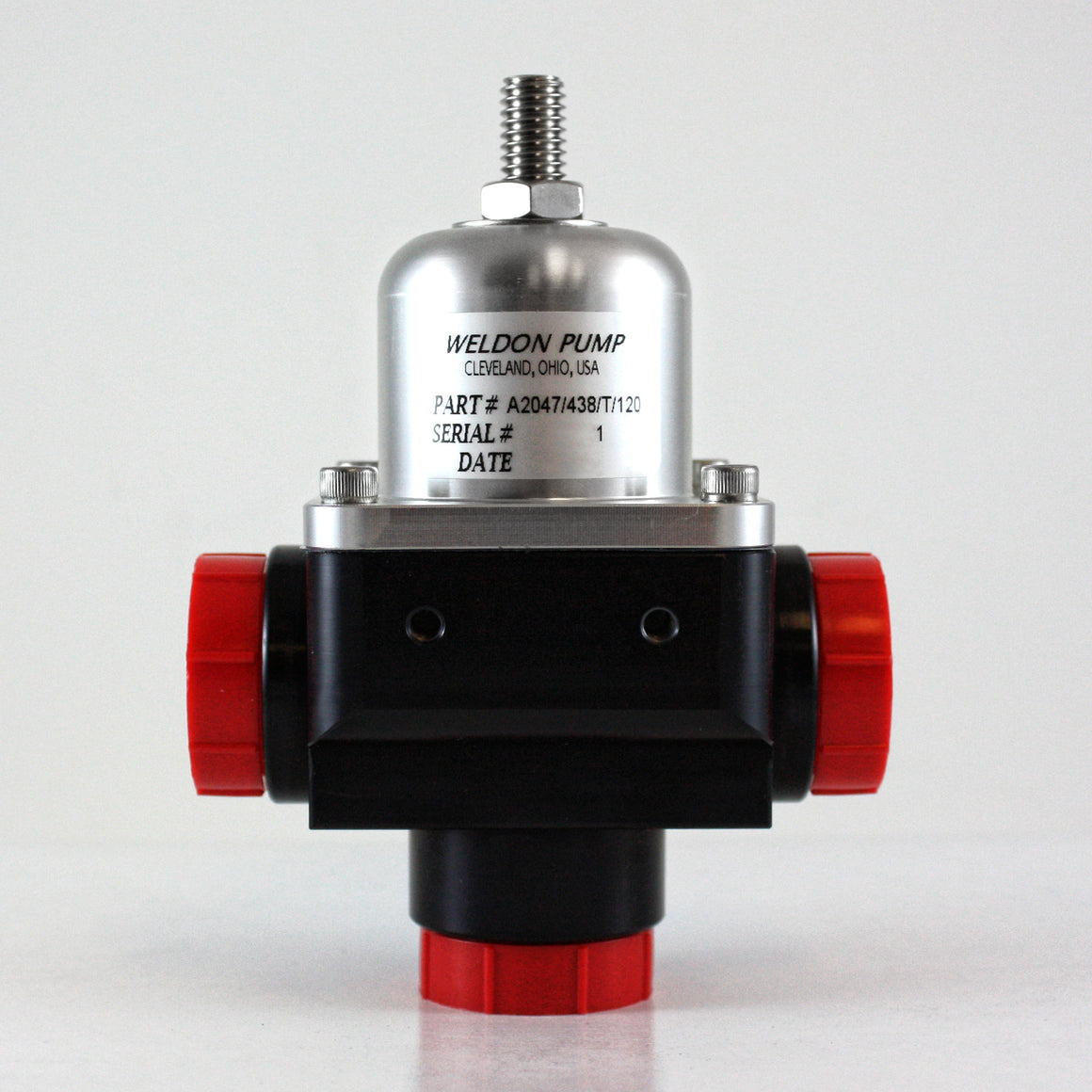 WELDON A2047 FUEL PRESSURE REGULATOR  - Pro Line Racing
