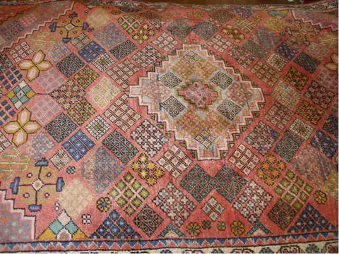 ANTIQUE PERSIAN  ABADEH IRAN