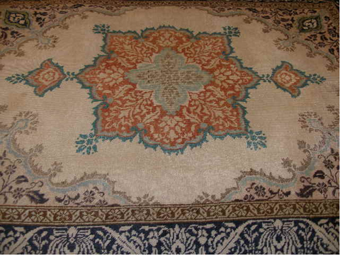 ANTIQUE TABRIZ IRAN