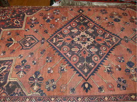 PERSIAN ANTIQUE FARAHAN