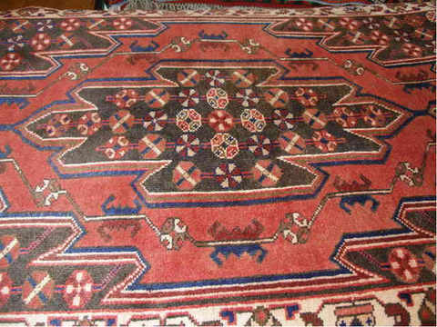 ANTIQUE ZANJAN PERSIAN IRAN