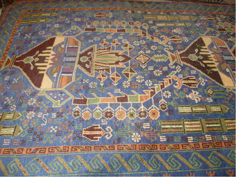 BALUCH AFGHAN ANTIQUE