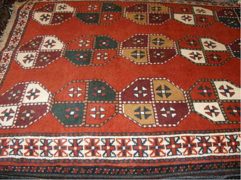 PERSIAN GHOOCHAN NATIRAL DYES