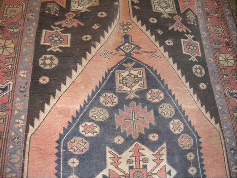 ANTIQUE MAZLAGHAN