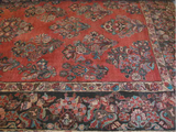 "SARUK ANTIQUE, 7'3"" x11'5"""