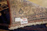 "Runner shahsevan tribal  #370 , 10,4"" X3'4"""