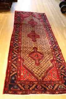Runner shahsevan tribal  #368  , 8'4'x3'4