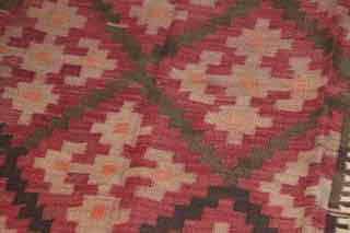 kilim shahsevan, tribal , antique, 599