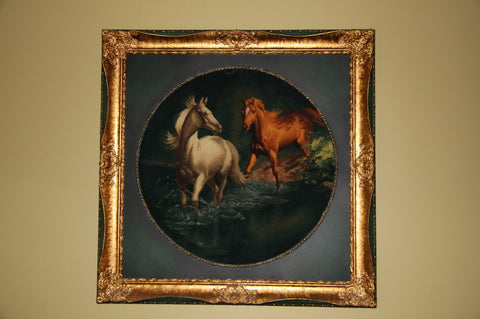 pictorial horses
