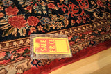 Kirman antique Persian 8x11