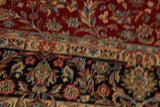 "Kirman antique Persian 9'2""x11'6"""