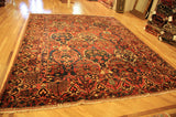 "BAKHTIAR ANTIQUE 10'3""x12'10"""