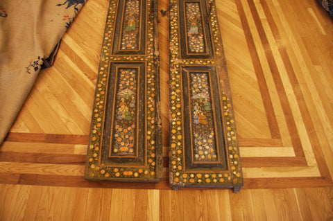 doors antique persian 19 century