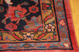 "ANTIQUE MAHAL SARUK 9'6""x16"