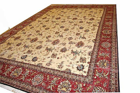 "Bijar silk 15'6""x11'4"" persian"