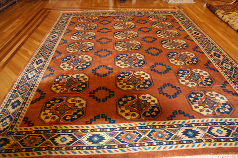 "Indo tabriz 12x8'8"" all over"