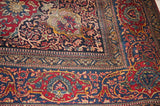 "Isfahan antique 9'4""x14'8"""