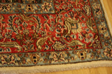 "kirman antique persian 9'2""x12'2"""