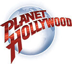 Planet Hollywood Logo for Cart