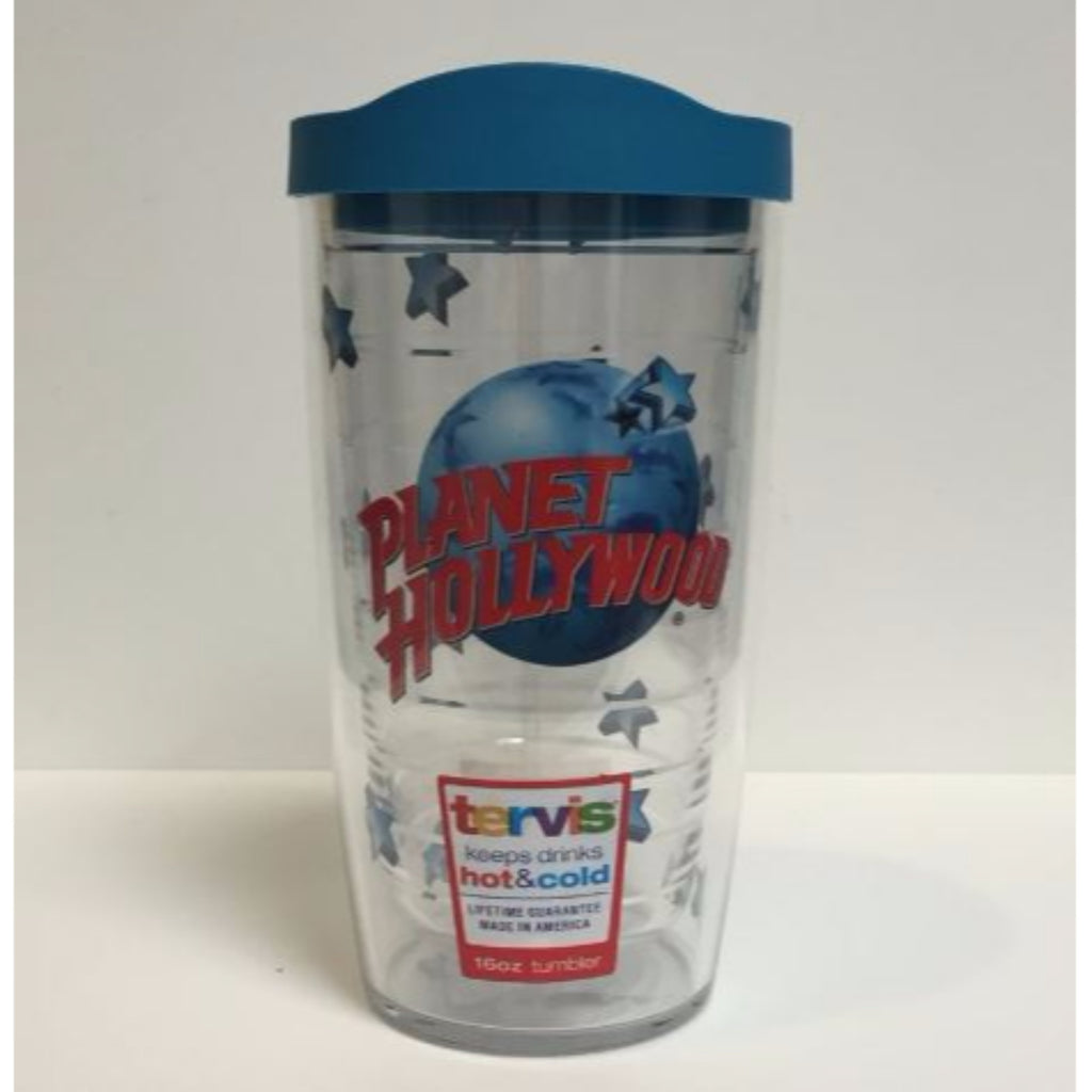 Classic Planet Hollywood Tervis 16oz Tumbler
