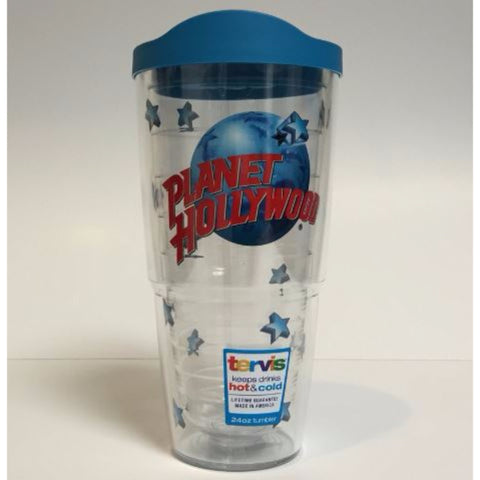 Classic Planet Hollywood Tervis 24oz Tumbler