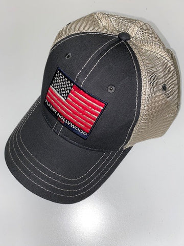 Detour USA Flag Hat