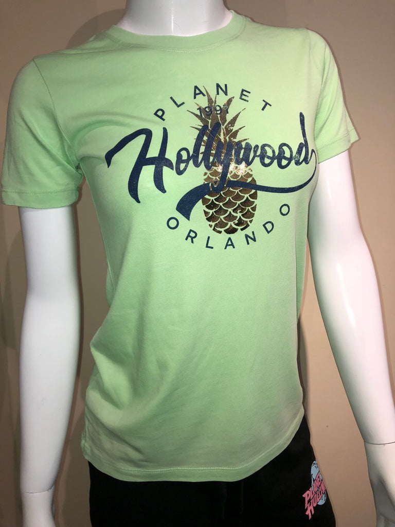 Keylime Pineapple Tee