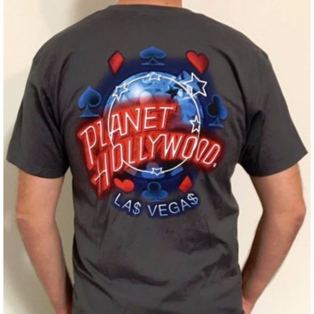 Las Vegas LED Sign Tee