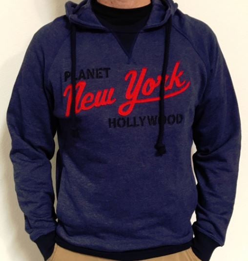 City Relaxed Hoodie