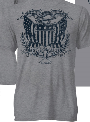 USA Seal Flag T-Shirt