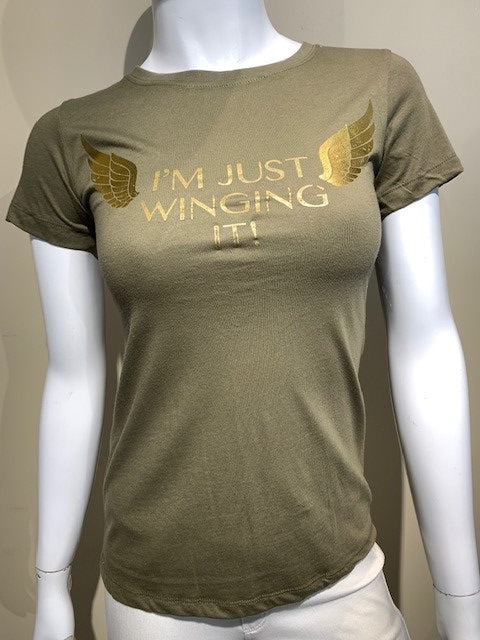 Just Winging It Tee