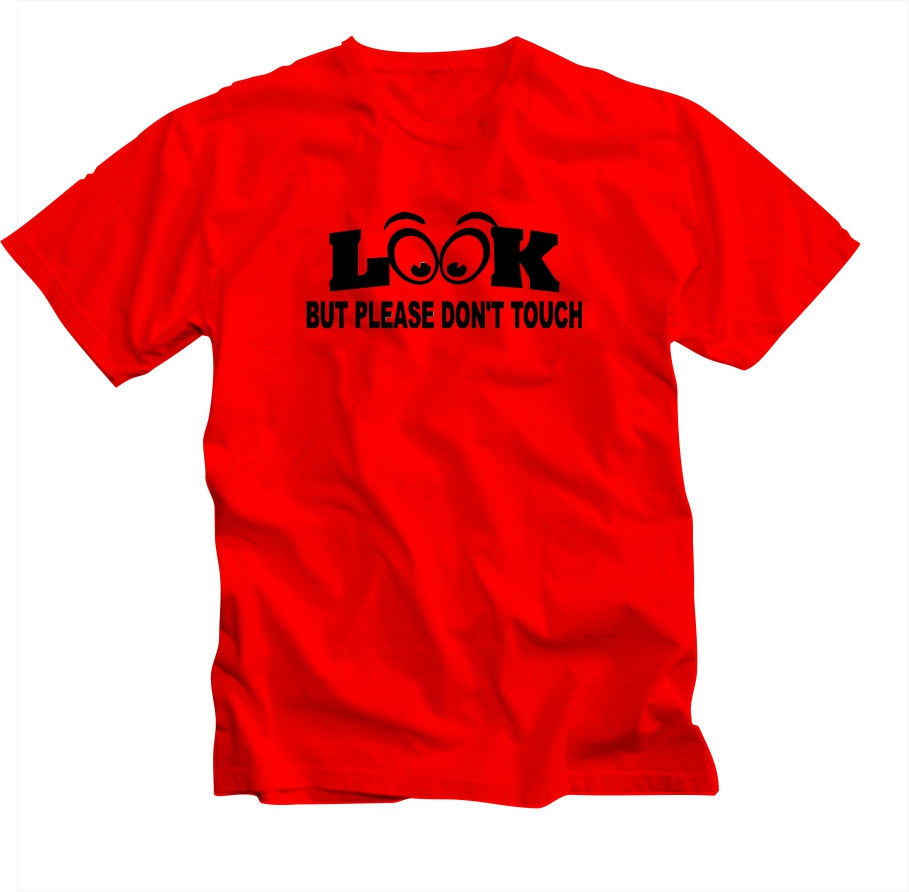 look but please dont touch