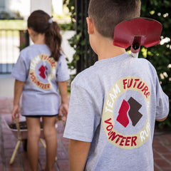 Future TR Member Kid's T-Shirt