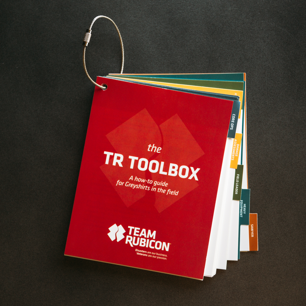 The TR Toolbox Guide