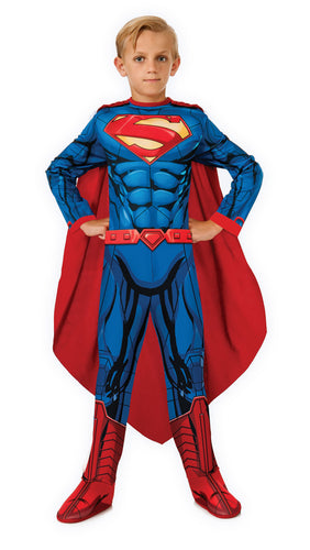 Superman Classic Costume - Red Top Box - 1