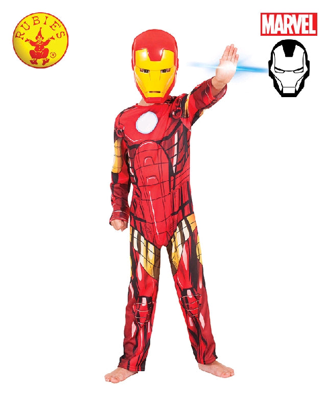 AA Ironman Classic Child Costume