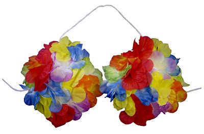 Flower Bra - Red Top Box